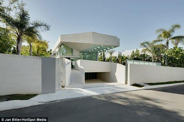 £9m Marbella holiday villa