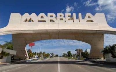 Celebs in Marbella