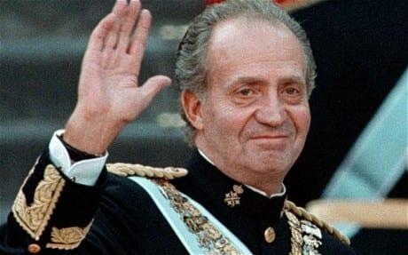 Spanish King abdicates