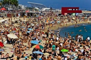 Barcelona's insight into Malaga's tourism future