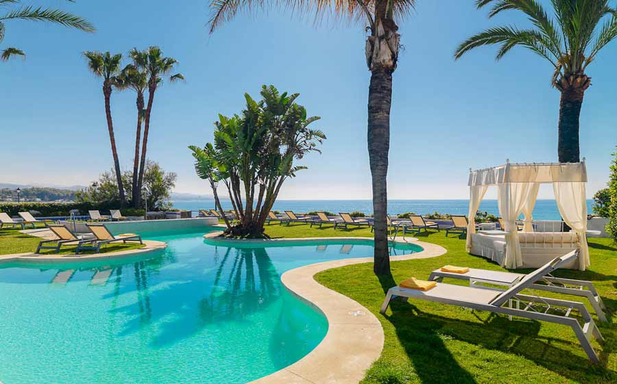 Best Beach Hotels in  Marbella – Life is a Beach