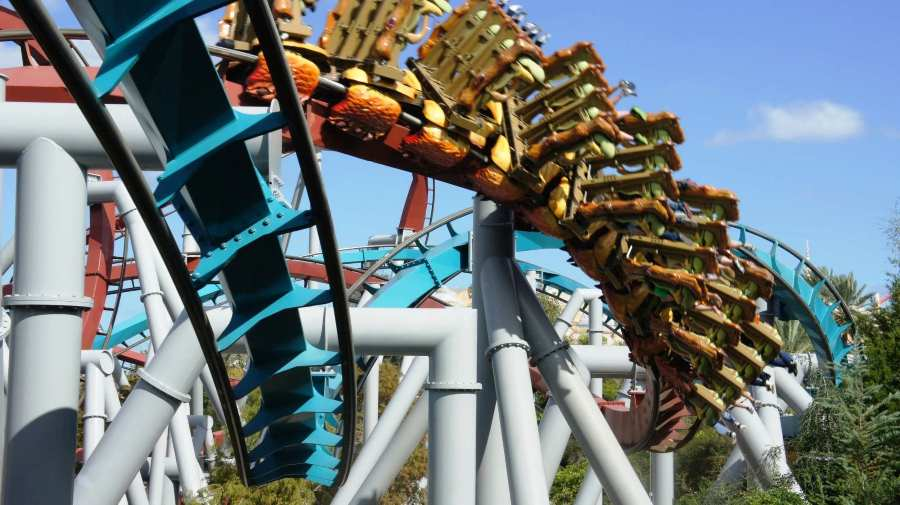 The World's Best Amusement Parks as voted on Trip Advisor