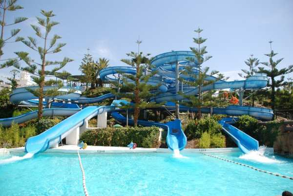 Waterparks In Marbella: Fun For All Ages
