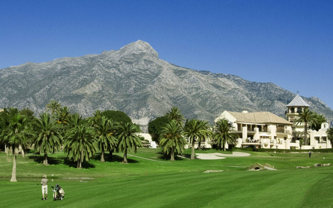 "The 5 ""Must Play"" Golf Courses On The Costa del Sol"