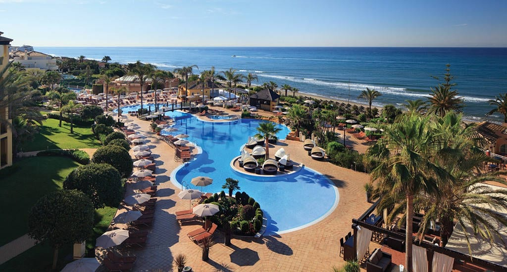 Marriott's Marbella Beach Resort- 5* Luxury