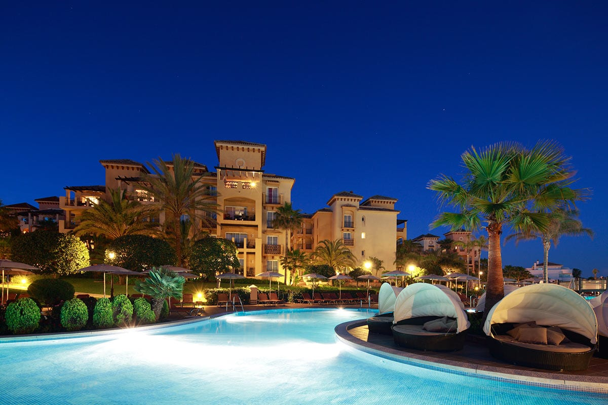 Marbella Beach Resort Undergoing Major Refurb