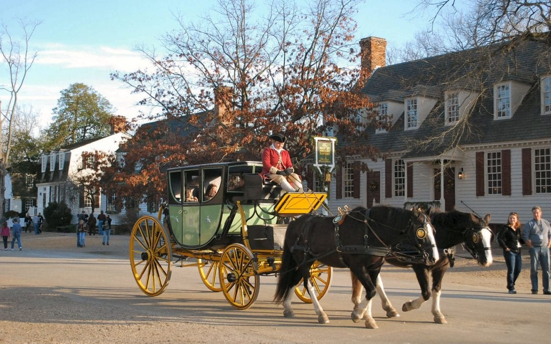 Visit Williamsburg Virginia And Step Back In Time