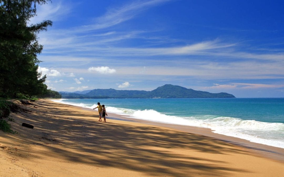 The Best Family Beaches In Phuket