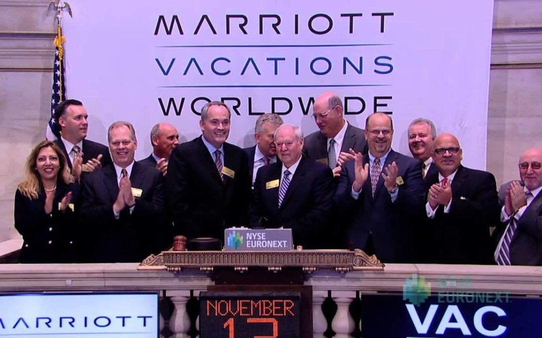Marriott Vacations Worldwide Ranks #4 In Top 100 Companies