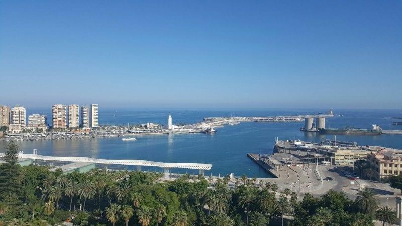 3 Best Rooftop Bars in Málaga 1