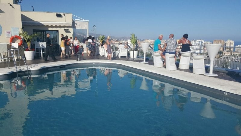 3 Best Rooftop Bars in Málaga 3