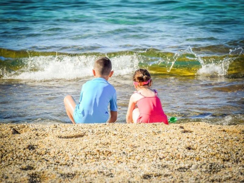 kids,beach