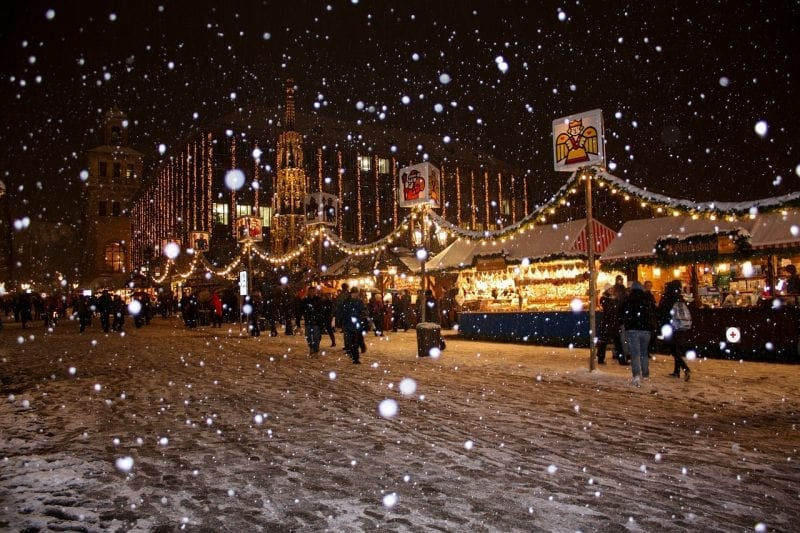 Christmas Markets in Northern France