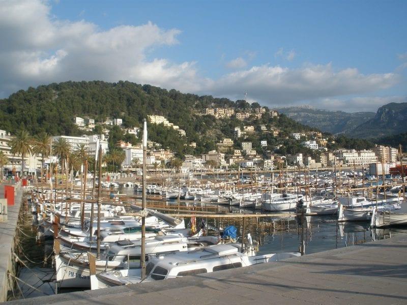 A day trip to Sóller in Mallorca 2