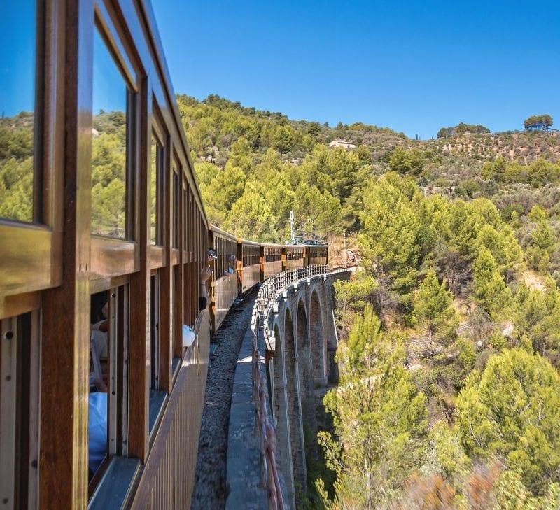 A day trip to Sóller in Mallorca 3