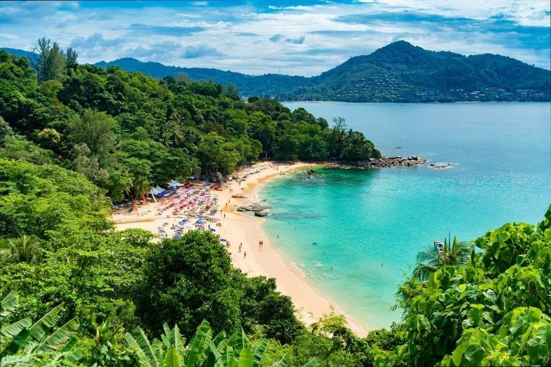 Destination: Phuket in Thailand