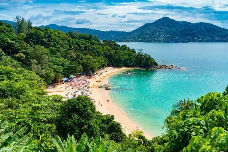 Destination: Phuket in Thailand
