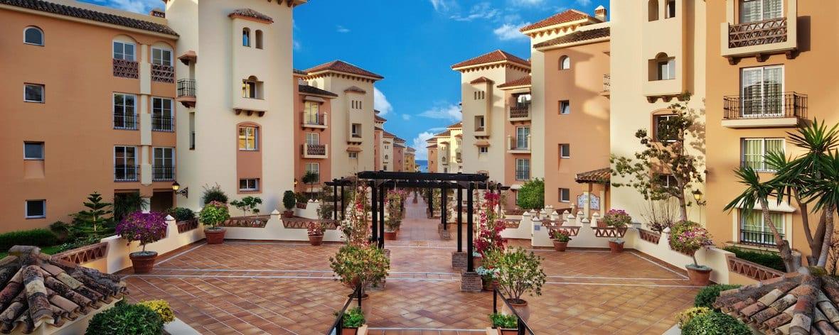 Marriott's Marbella Beach Resort Rentals 3