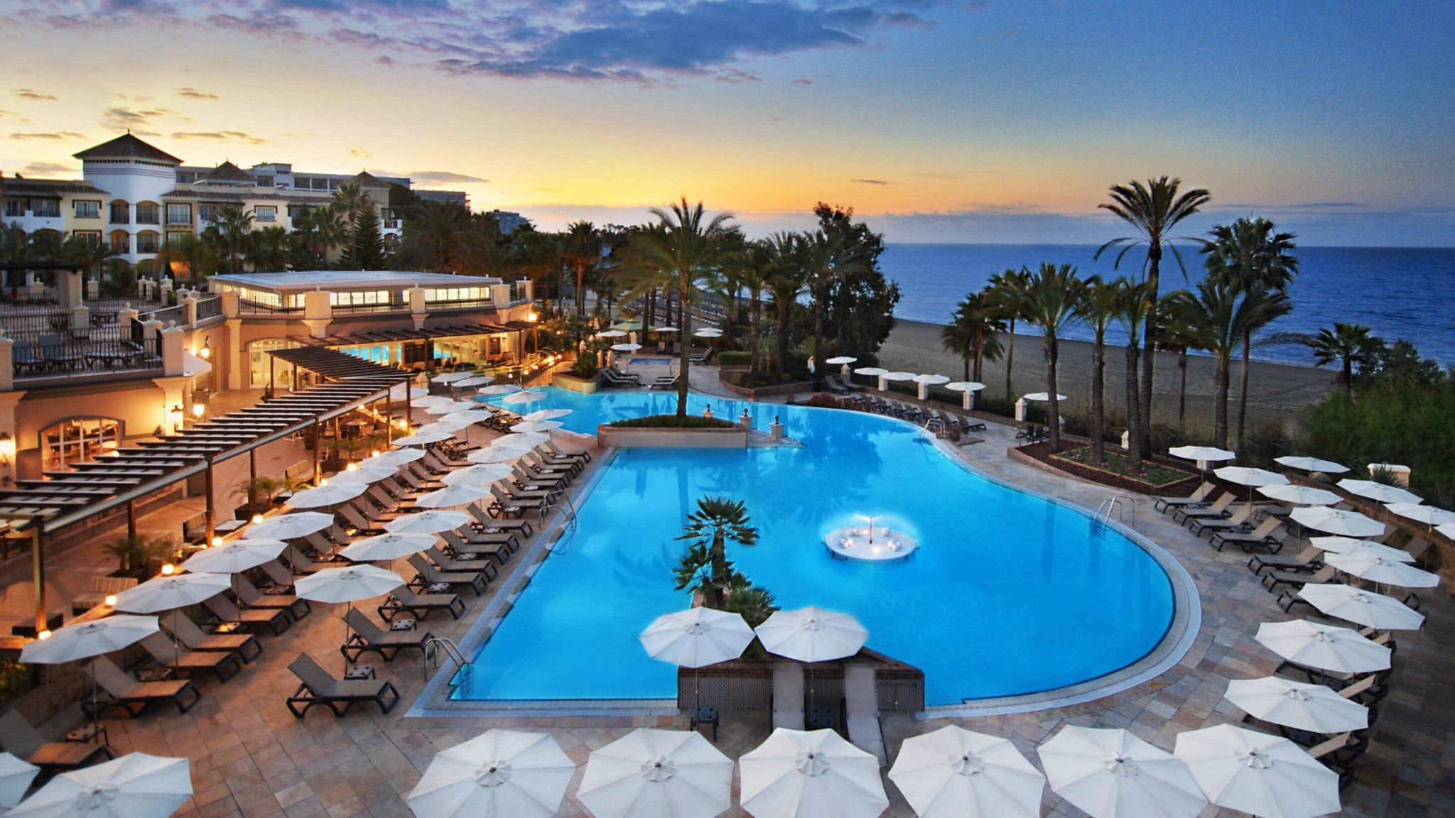 Marriott's Marbella Beach Resort Rentals
